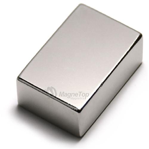 Neodymium Block  -  35mm x 25mm x 10mm - N42