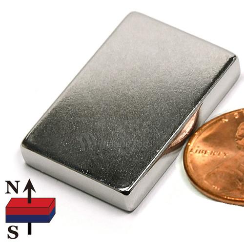 Neodymium Block - 30mm x 20mm x 5mm