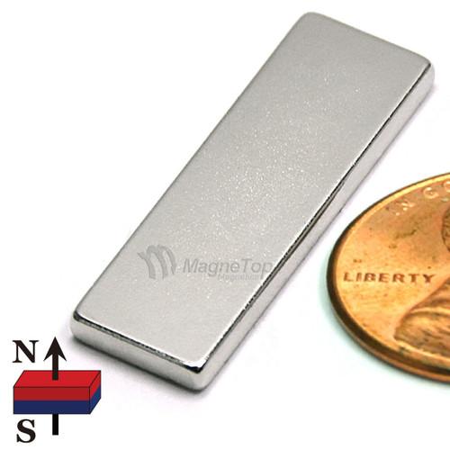 Neodymium Block - 30mm x 10mm x 2mm