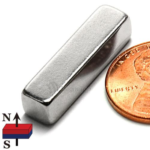 Neodymium Block - 20mm x 5mm x 5mm