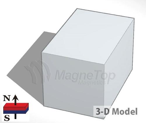 Neodymium Block - 15mm x 10mm x 10mm
