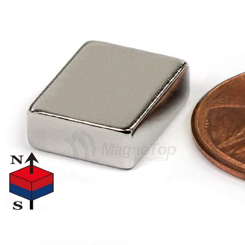 Neodymium Block - 12mm x 10mm x 5mm