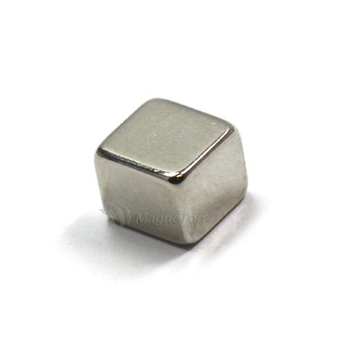 Neodymium Block  -  10mm x 10mm x 8mm - N40H High Temp