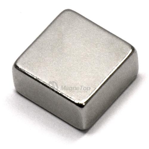 Neodymium Block  -  10mm x 10mm x 5mm - N40