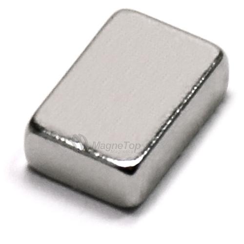 Neodymium Block  -  10mm x 5mm x 3mm - N50
