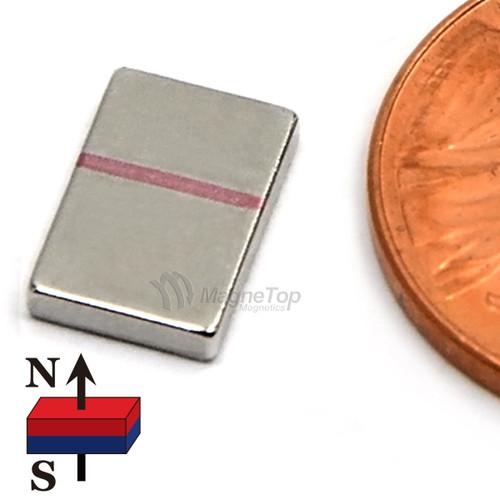 Neodymium Block - 10mm x 5mm x 1.5mm