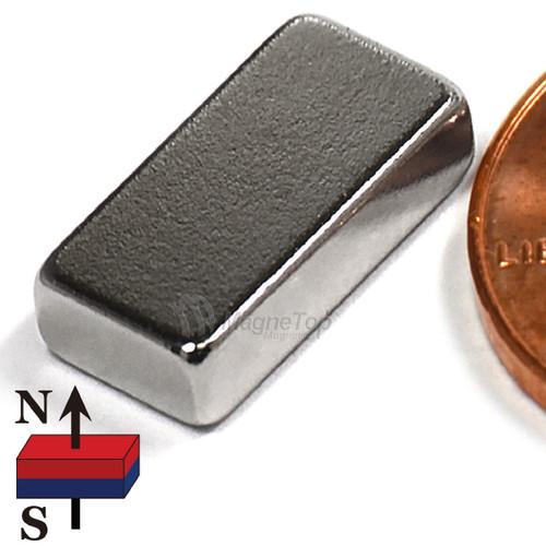 Neodymium Block - 8mm x 4mm x 2.5mm