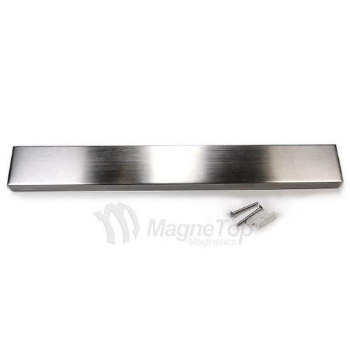 Premium 400mm Stainless Steel Magnetic Knife Holder
