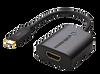 USB Type C (USB-C & Thunderbolt 3 Port Compatible) to 4K 60Hz HDMI Adapter
