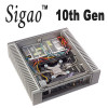 Sigao Fanless PC, 10th Gen 10-Core i9 10900T, up to 64GB, Most Powerful Fanless PC Ever [H470i]