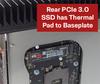 Sigao Model B Fanless PC, 11th Gen 8-Core i9 11900T, PCIe 4.0 SSD, P620 Quadro Multi-Display [B560i]