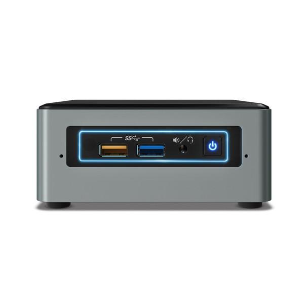 Intel Quad Core NUC PC, 4GB, 128GB SSD, Wifi, Bluetooth [NUC6CAYH]