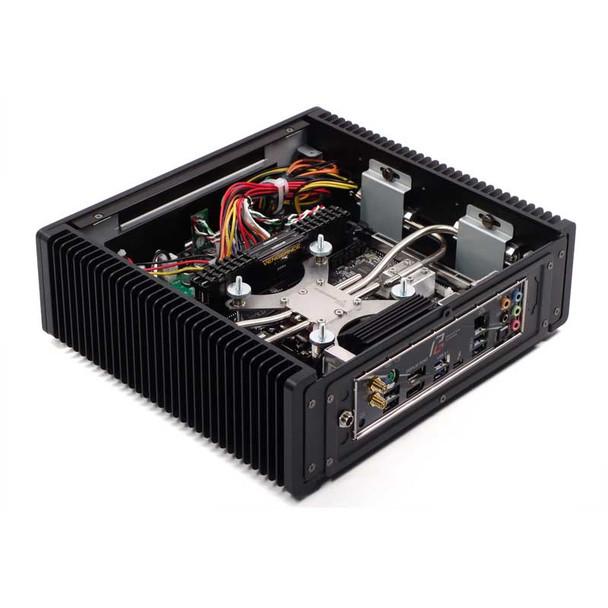 Ultimate Fanless PC, 8th Gen 6-Core i5 8600T, 8GB DDR4, 250GB SSD, Thunderbolt3, HDMI 2.0 [ASR Z390]