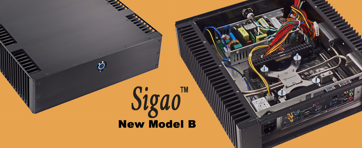 Sigao Industrial Grade Fanless PC