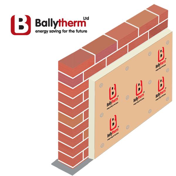 Ballytherm Insulated Plasterboard
