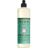 mrs meyers basil dish soap english label - EN
