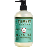 mrs meyers basil liquid hand soap english label - EN