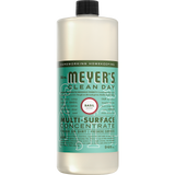 mrs meyers basil multi surface concentrate english label - EN