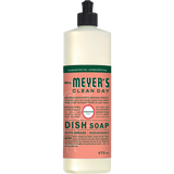 mrs meyers geranium dish soap english label - EN