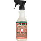 mrs meyers geranium multi surface everyday cleaner english label - EN