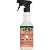 mrs meyers geranium multi surface everyday cleaner french label - FR