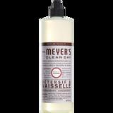mrs meyers lavender dish soap french label - FR