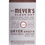 mrs meyers lavender dryer sheets english label - EN