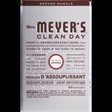 mrs meyers lavender dryer sheets french label - FR