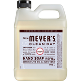 mrs meyers lavender liquid hand soap refill english label - EN