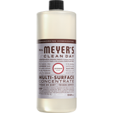 mrs meyers lavender multi surface concentrate english label - EN