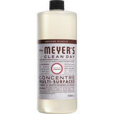 mrs meyers lavender multi surface concentrate french label - FR