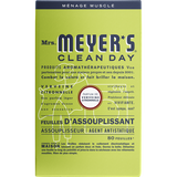 mrs meyers lemon verbena dryer sheets french label - FR