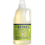 mrs meyers lemon verbena laundry detergent english label - EN