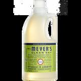 mrs meyers lemon verbena laundry detergent french label - FR