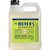 mrs meyers lemon verbena liquid hand soap refill english label - EN