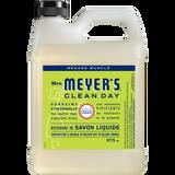 mrs meyers lemon verbena liquid hand soap refill french label - FR