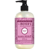 mrs meyers peony liquid hand soap english label - EN