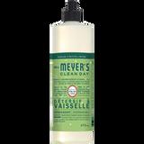 mrs meyers iowa pine dish soap french label - FR