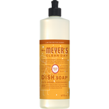 mrs meyers orange clove dish soap english label - EN