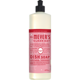 mrs meyers peppermint dish soap english label - EN