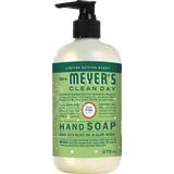 mrs meyers iowa pine liquid hand soap english label - EN