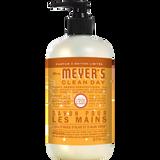 mrs meyers orange clove liquid hand soap french label - FR