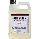 mrs meyers lavender dish soap refill english label - EN