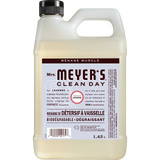 mrs meyers lavender dish soap refill french label - FR
