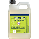 mrs meyers lemon verbena dish soap refill english label - EN