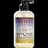 mrs meyers compassion flower liquid hand soap - FR