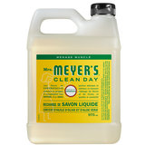 mrs meyers honeysuckle liquid hand soap refill - FR