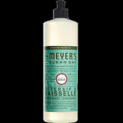 Mme meyers savon à vaisselle basilic label français - FR