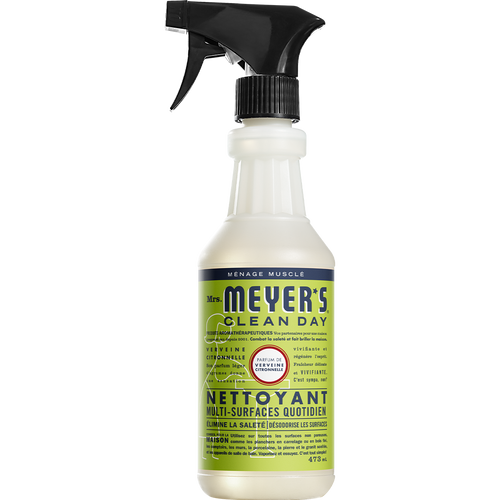 mrs meyers lemon verbena multi surface everyday cleaner french label - FR