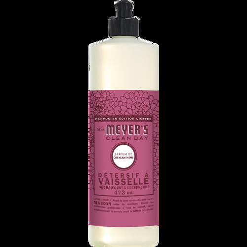 mrs meyers mum dish soap french label - FR